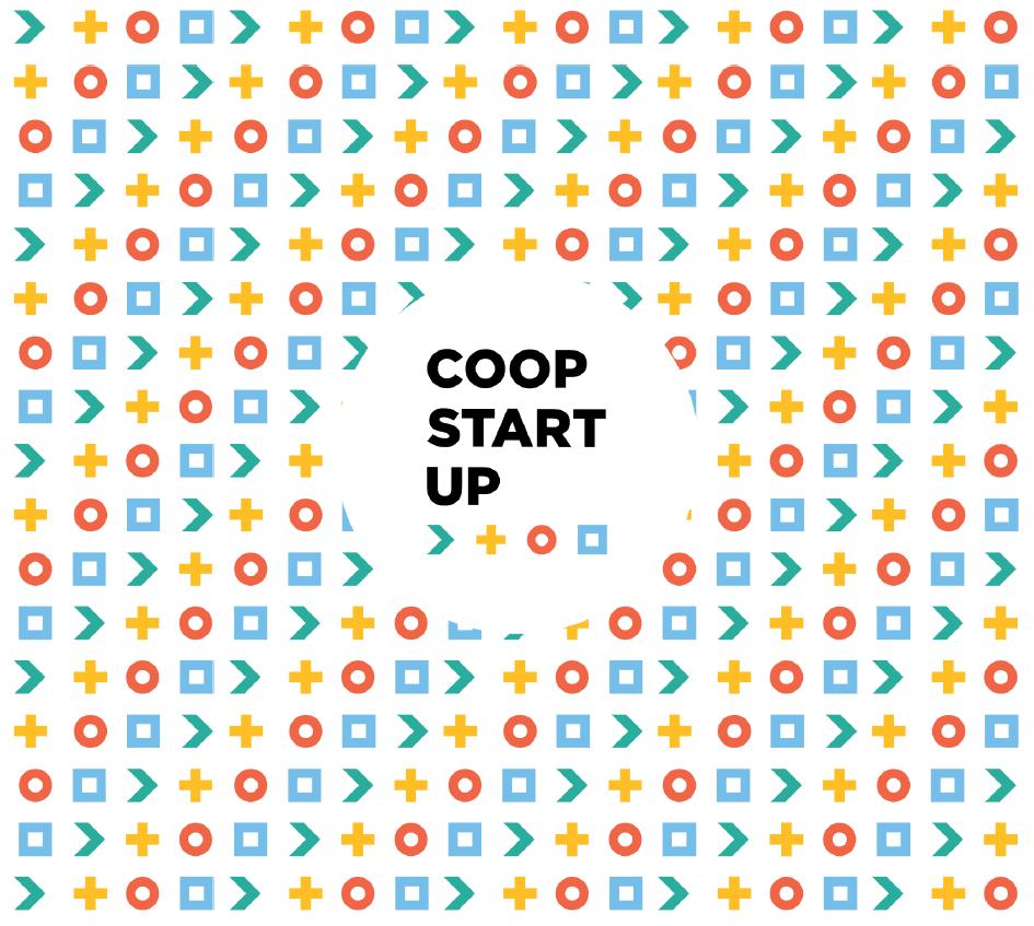 COOP STARTUP さぁ、協同ではじめよう 協同組合スタートアップ立ち上げガイドブック